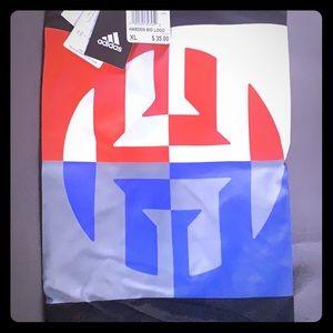 Adidas Harden B.I.G. Logo T-Shirts Men's